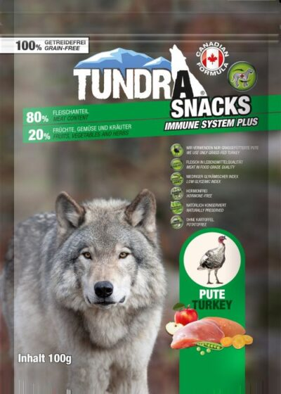 tundra snacks kalkon